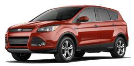 Round Rock Ford - 2016 Ford Escape SE