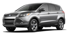 San Marcos Ford - 2016 Ford Escape SE
