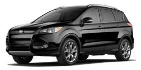 Round Rock Ford - 2016 Ford Escape Titanium