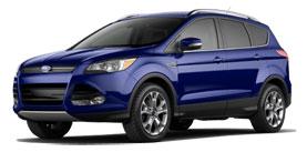 Georgetown Ford - 2016 Ford Escape Titanium