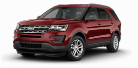Georgetown Ford - 2016 Ford Explorer Base