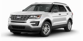 Hutto Ford - 2016 Ford Explorer Base
