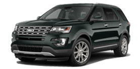 Manor Ford - 2016 Ford Explorer Limited