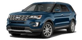 Bastrop Ford - 2016 Ford Explorer Limited