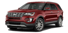 Hutto Ford - 2016 Ford Explorer Limited