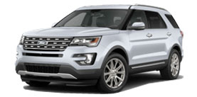 Buda Ford - 2016 Ford Explorer Limited