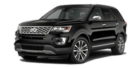 Georgetown Ford - 2016 Ford Explorer Platinum