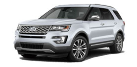 Round Rock Ford - 2016 Ford Explorer Platinum