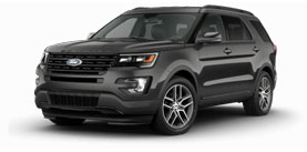 Manor Ford - 2016 Ford Explorer Sport