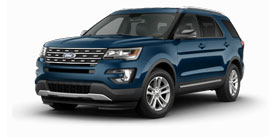 Round Rock Ford - 2016 Ford Explorer XLT