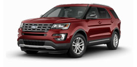 Round Rock Ford - 2016 Ford Explorer XLT
