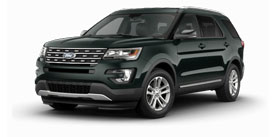 Georgetown Ford - 2016 Ford Explorer XLT