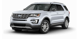 Maxwell Ford - 2016 Ford Explorer XLT
