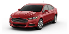 Buda Ford - 2016 Ford Fusion S