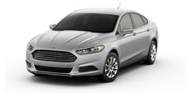 Round Rock Ford - 2016 Ford Fusion S