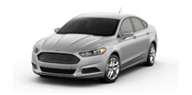 Bastrop Ford - 2016 Ford Fusion SE