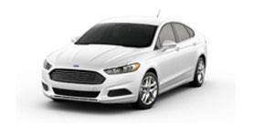 Austin Ford - 2016 Ford Fusion SE