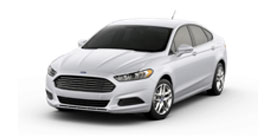 Austin Ford - 2016 Ford Fusion SE