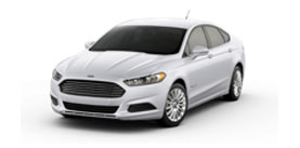 Georgetown Ford - 2016 Ford Fusion SE Hybrid