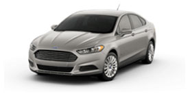 Georgetown Ford - 2016 Ford Fusion S Hybrid