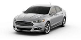 Georgetown Ford - 2016 Ford Fusion Titanium Hybrid