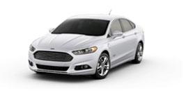 Bastrop Ford - 2016 Ford Fusion Energi Plug-In Hybrid Titanium
