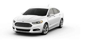 2016 Ford Fusion Energi Plug-In Hybrid Titanium