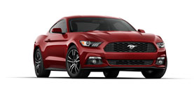 Georgetown Ford - 2016 Ford Mustang EcoBoost