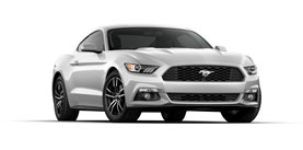 Bastrop Ford - 2016 Ford Mustang EcoBoost