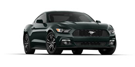Round Rock Ford - 2016 Ford Mustang EcoBoost Premium