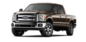 2016 Ford Super Duty F-250 Crew Cab 6.75
