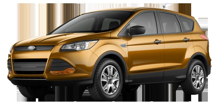 2016 Ford Escape S 4D Sport Utility