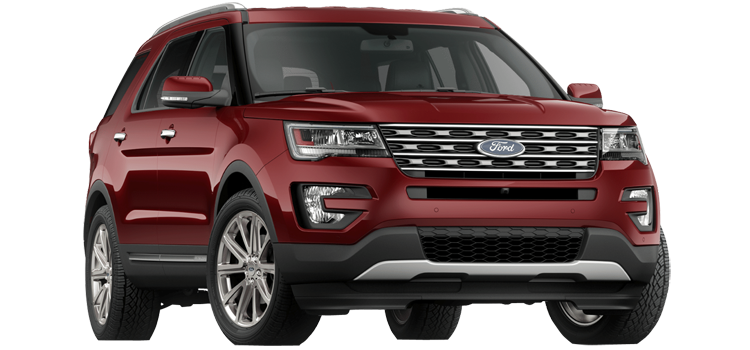 used 2016 ford explorer limited vin 1fm5k8f89ggc51608 riata ford new a. Cars Review. Best American Auto & Cars Review
