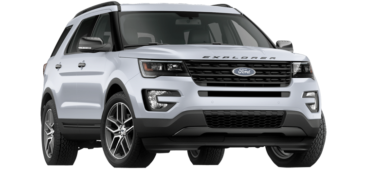 2016 Ford Explorer SPOR