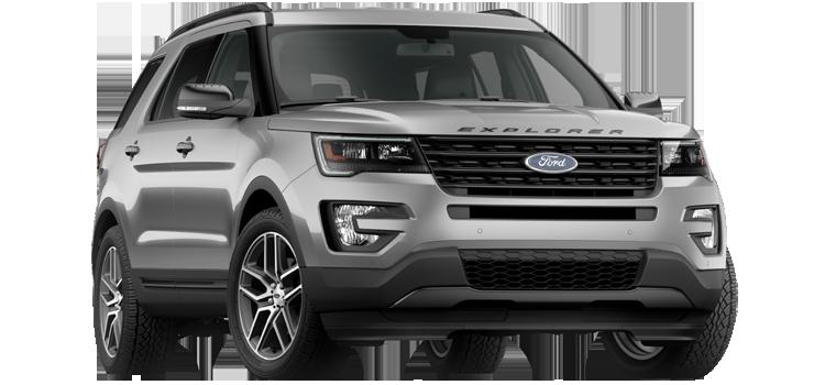 2016 Ford Explorer SPOR