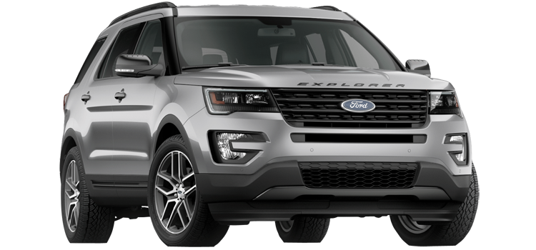 2016 Ford Explorer Sport 4D Sport Utility