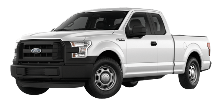 2016 Ford F-150 SuperCab
