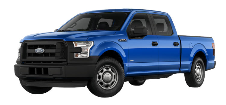 2016 Ford F-150 4D SuperCrew