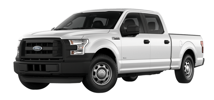New 2016 Ford F-150