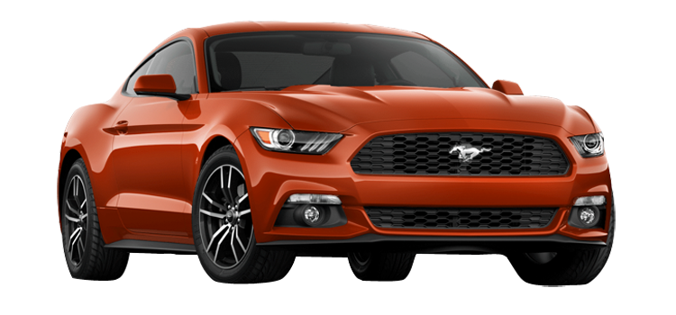 2016 Ford Mustang I4