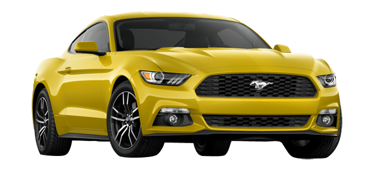 Used 2016 Ford Mustang I4