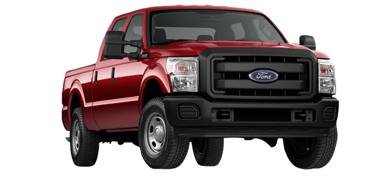 2016 Ford Super Duty F-250 Crew Cab