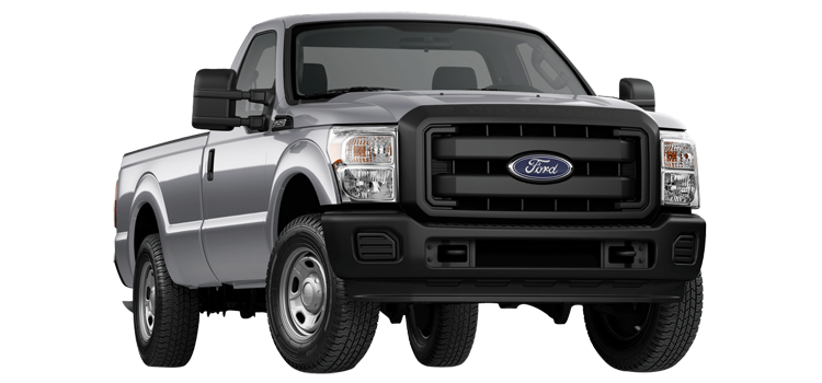 2016 Ford Super Duty F-250 Regular Cab