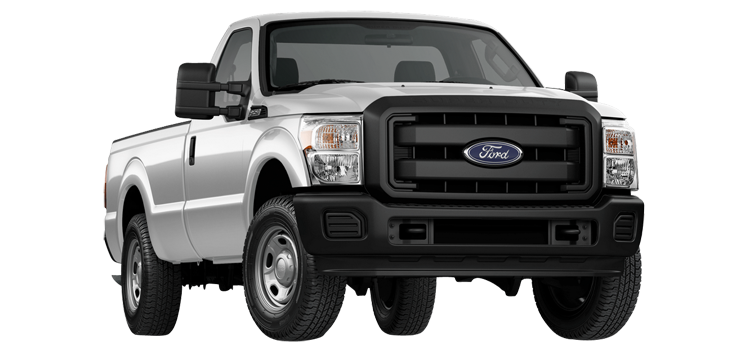 new 2016 ford super duty f 250 regular cab 8 39 box xl. Black Bedroom Furniture Sets. Home Design Ideas