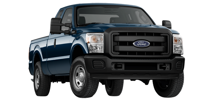 2016 Ford Super Duty F-250 SuperCab