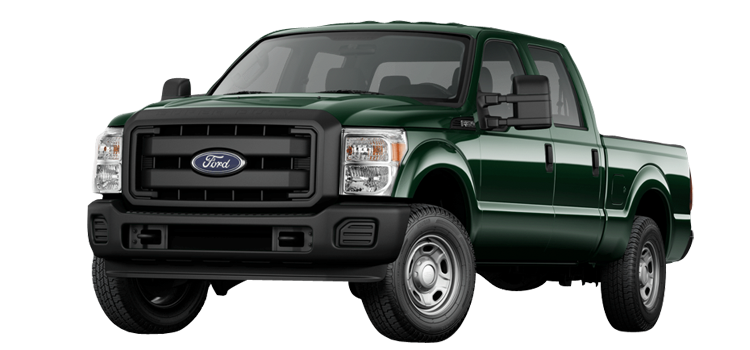 2016 Ford Super Duty F-350 Crew Cab