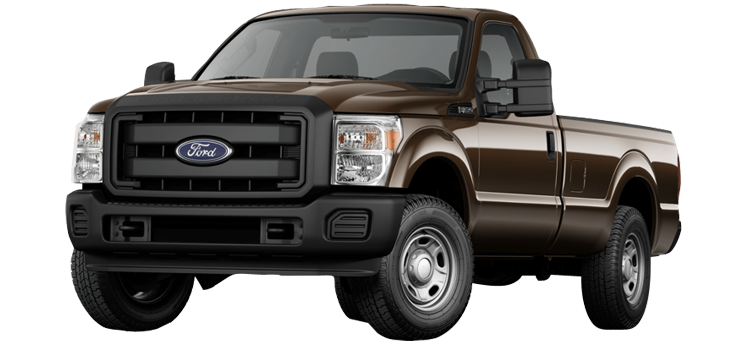 2016 Ford Super Duty F-350 Regular Cab