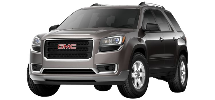 2016 gmc acadia sl 4 door fwd crossover colorsoptionsbuild. Black Bedroom Furniture Sets. Home Design Ideas