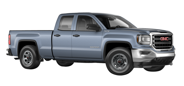 2016 gmc sierra 1500 double cab at demontrond auto group invite your friends into the 2016 gmc. Black Bedroom Furniture Sets. Home Design Ideas