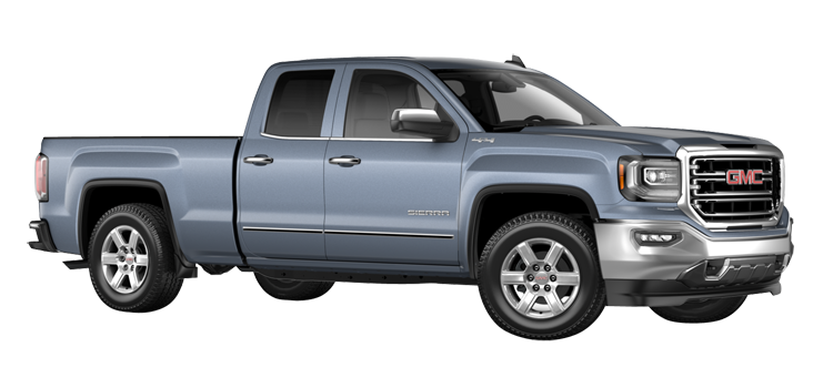 new 2016 gmc sierra 1500 double cab pickup mercedes benz of beverly hills. Black Bedroom Furniture Sets. Home Design Ideas